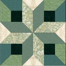 Boxes @ JinnyBeyer com   Pieced blocks   Quilts, Quilt patterns