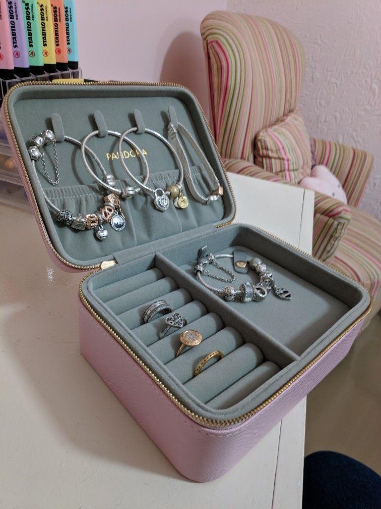 Pandora Jewelry Box Pandora Jewelry Box Pandora Bracelet Charms Pandora Jewelry