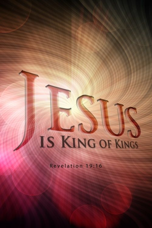 Revelation 19:16 (ESV) On his robe and on his thigh he has a