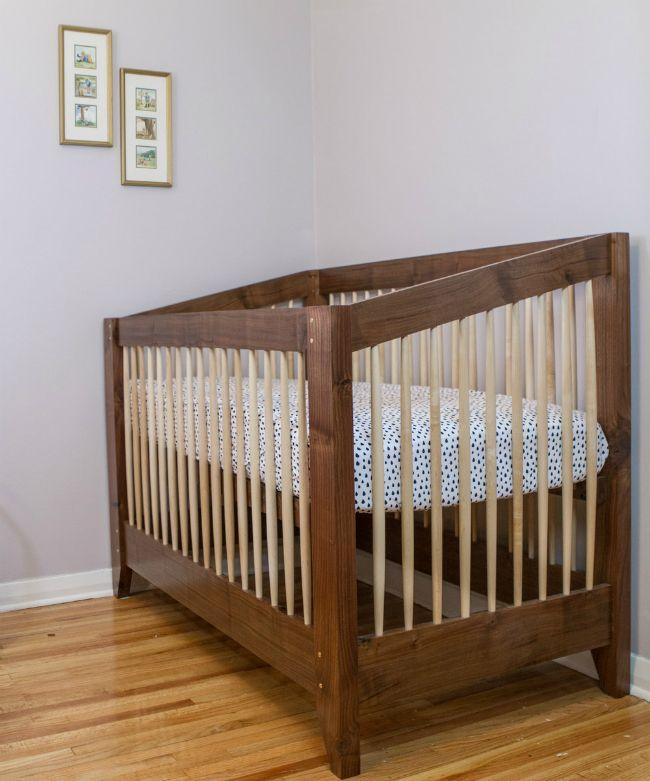 DIY Crib - 5 Dreamy Designs