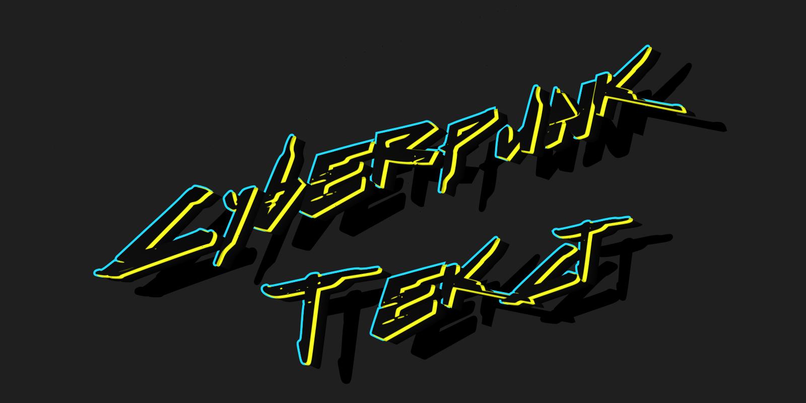 Make online best cool font logo effect text 3d cooltext