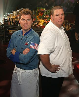 He lost iron chef to bobby flay food meet the chefs he lost iron chef to bobby flay m4hsunfo Choice Image