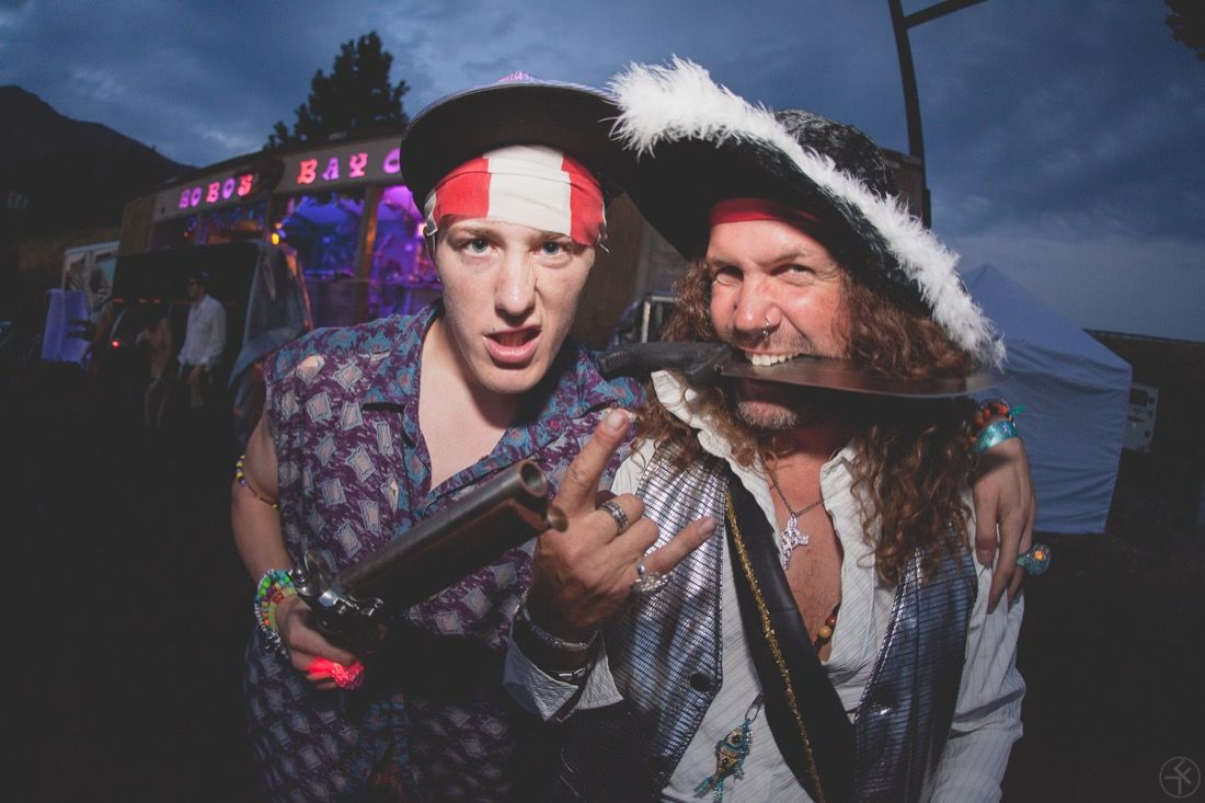 Have You Heard Of The Pirate Party, Montana? - The Pirate Party is a flamboyant celebration of pirates, music, art and culture.
