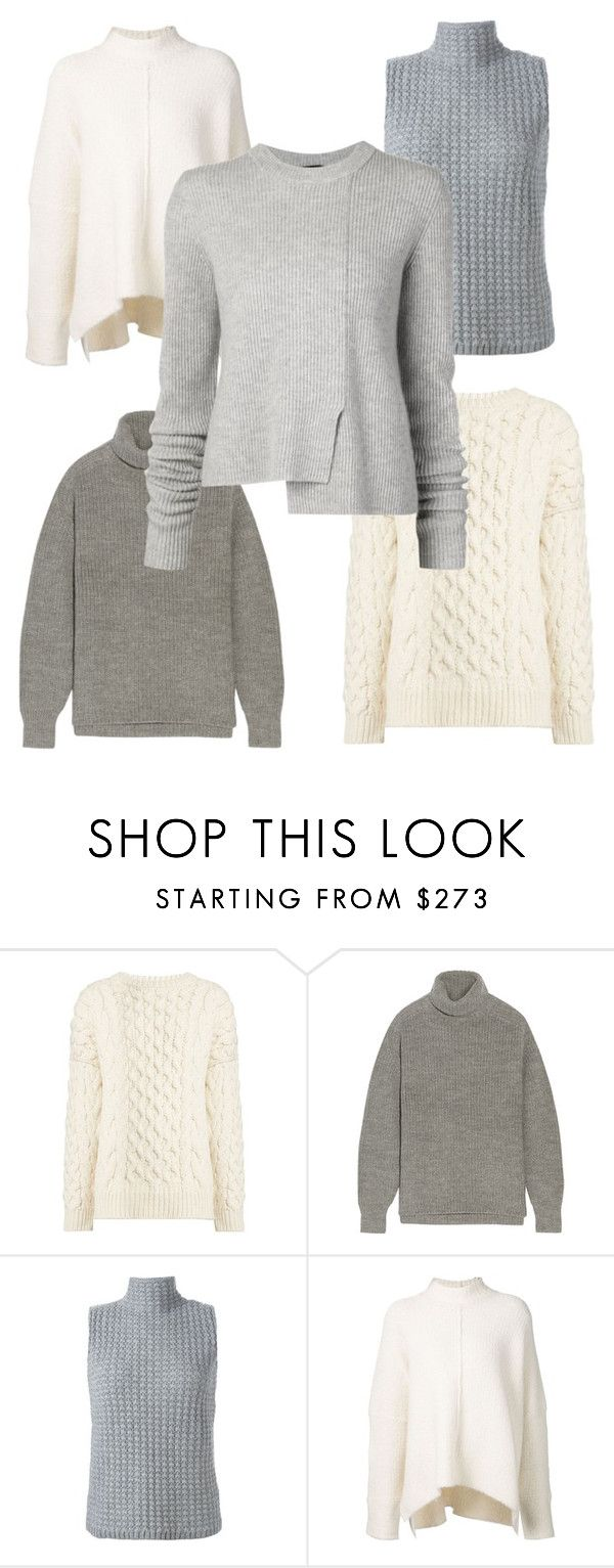 """""""Sweater weather"""" by theresewiese on Polyvore featuring Joseph, Étoile Isabel Marant, Eleventy, URBAN ZEN, Proenza Schouler, winterstyle and theresewiese"""