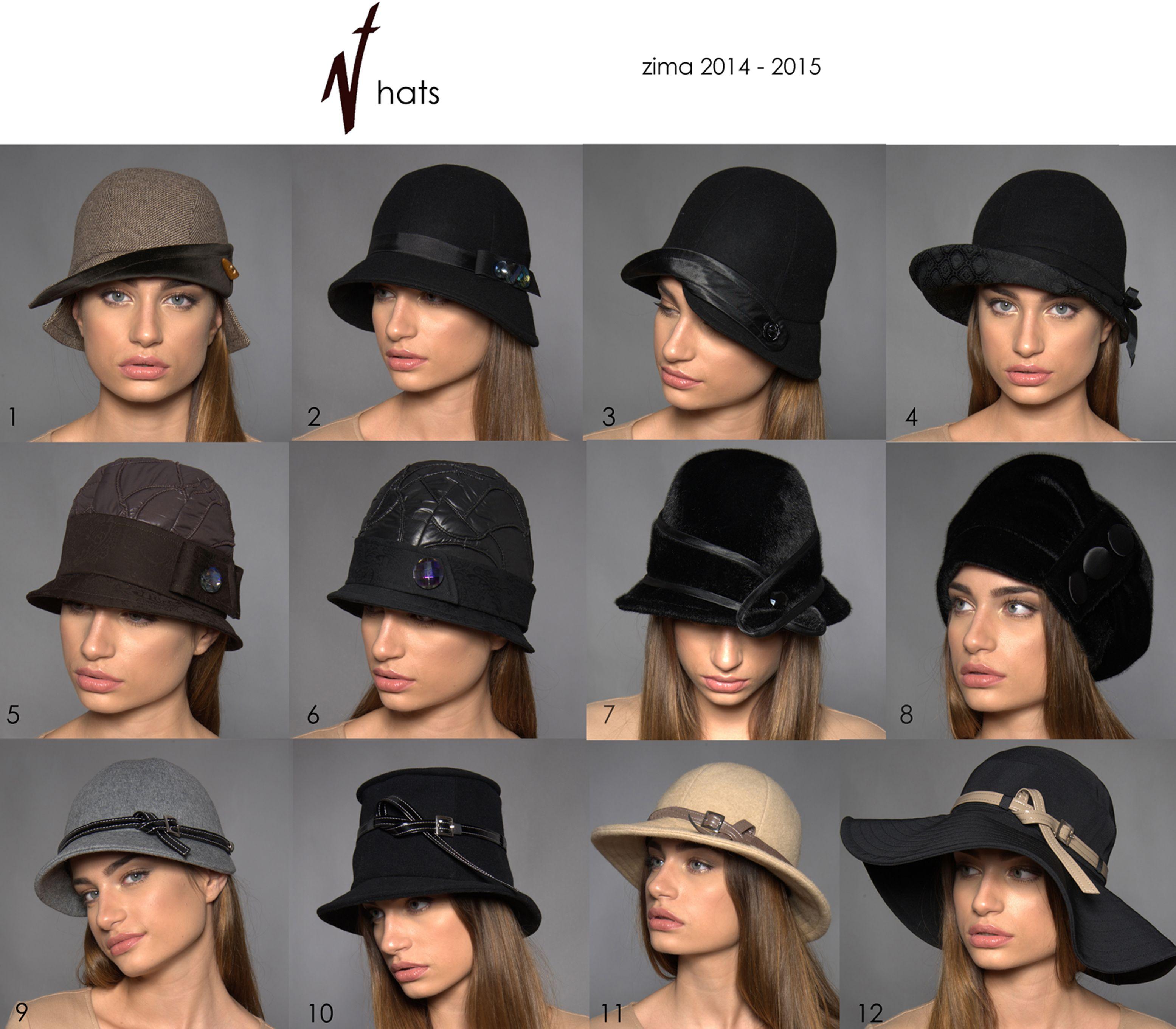 Nf hats - winter 2014/2015