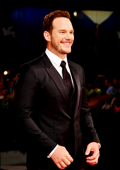 Chris Pratt attends the premiere of 'The Magnificent Seven' during the 73rd Venice Film Festival at Sala Grande on September 10, 2016 in Venice, Italy