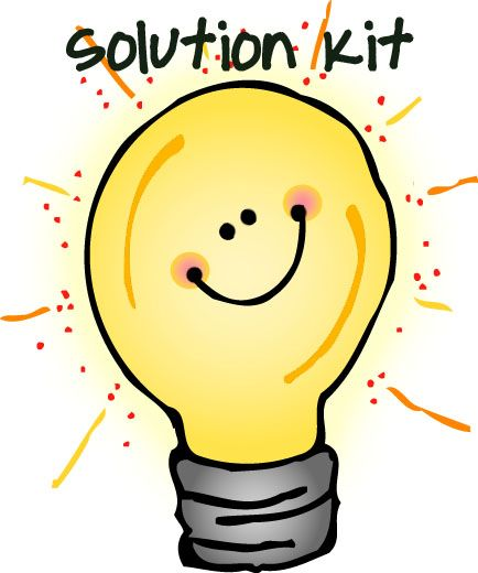 2care2teach4kids: Social Problem Solving- Solution Kit
