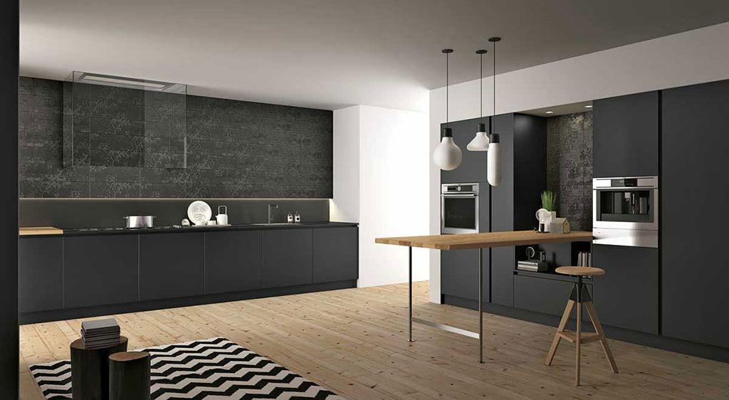 Una cucina componibile moderna e affidabile. Aspen è la cucina di ...