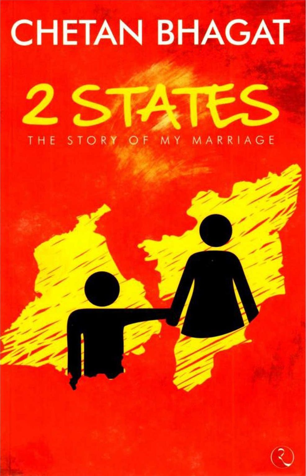 Chetan Bhagat 2 States The Story Of My Marriage Marriage Books