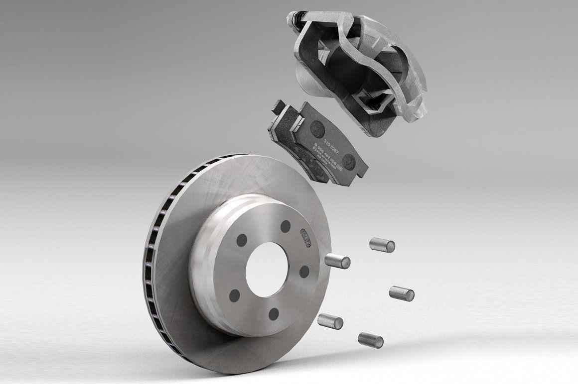 Car Disc Brake In 2020 Car Brakes Car Disc