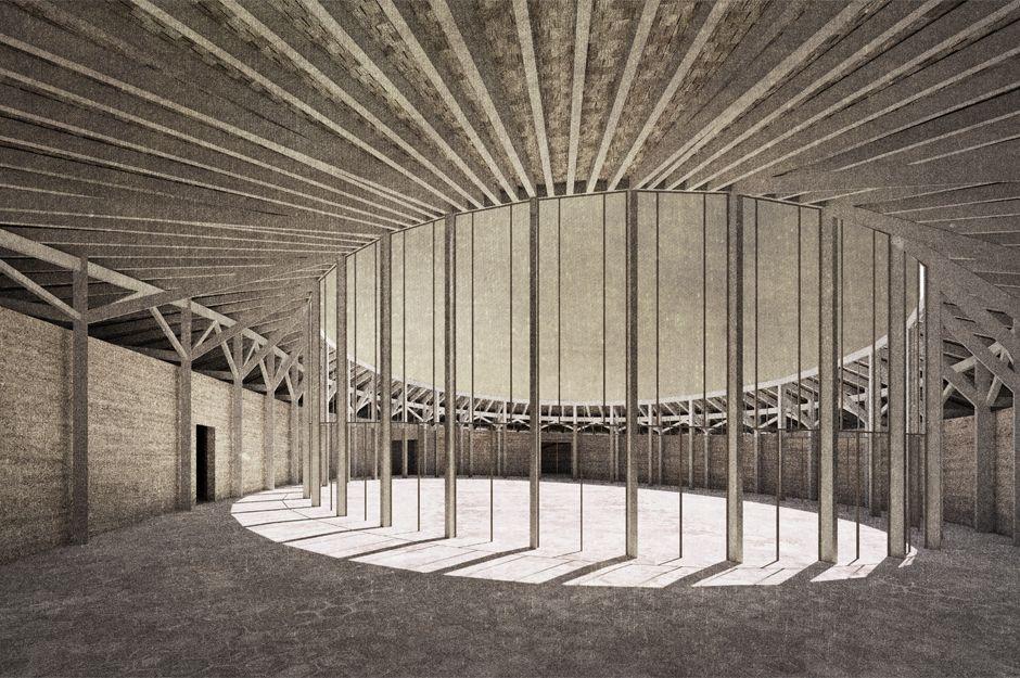 msda design and architecture chapel