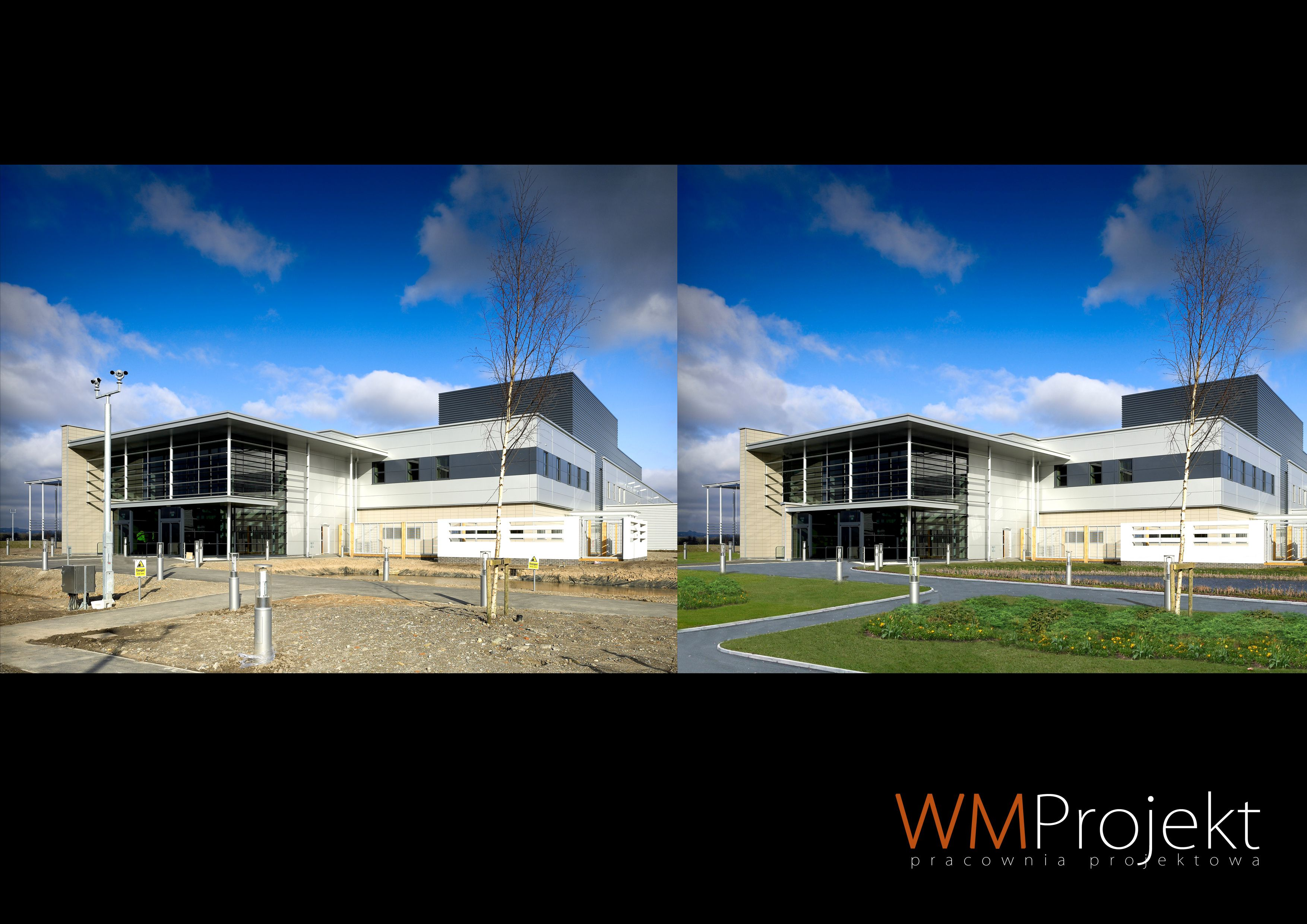 Before and after, Design, architectural visualisation, 3d