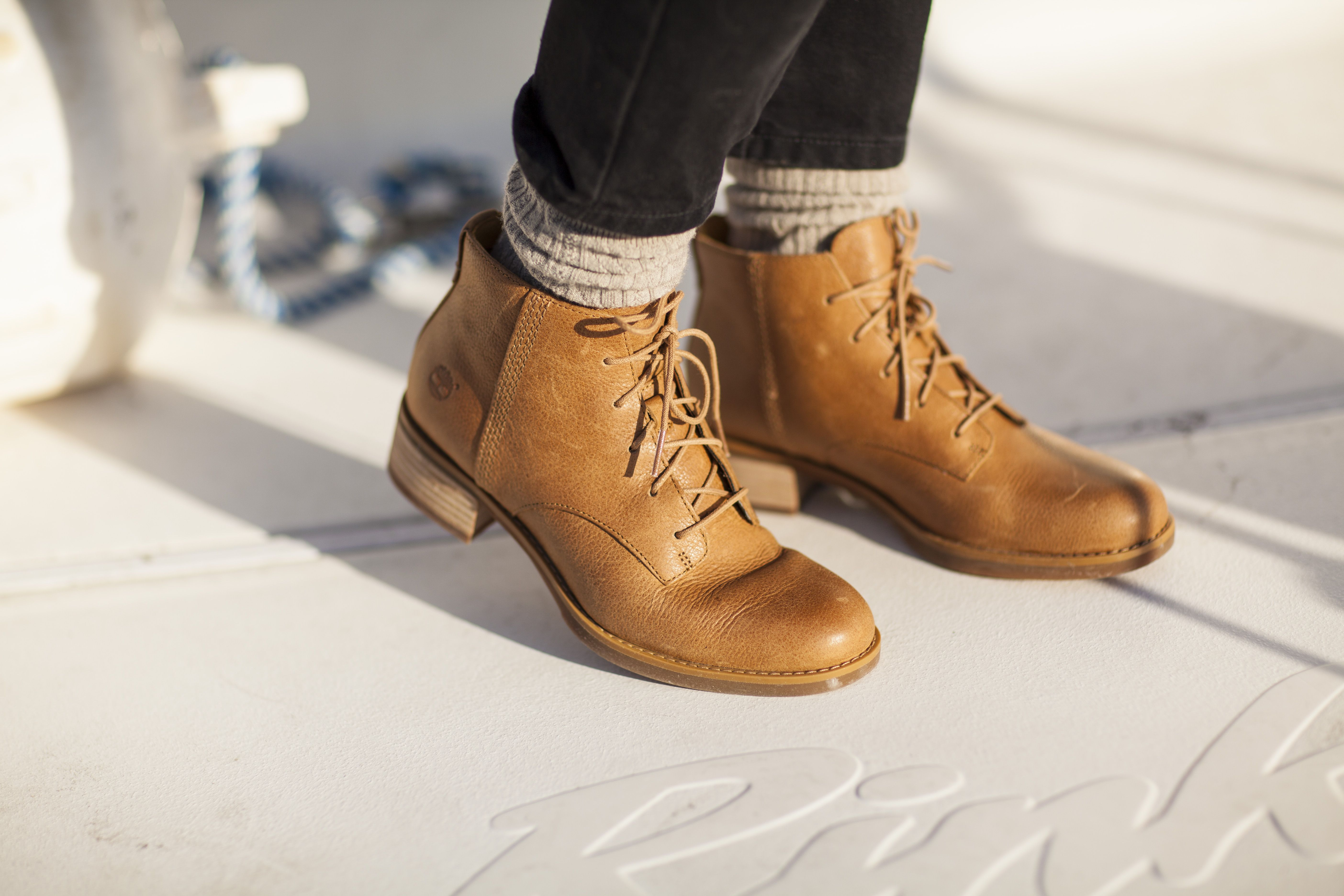00c7fec0c9f Women's Beckwith Lace-Up Chukka Boots | Welt Women Want | Leather ...