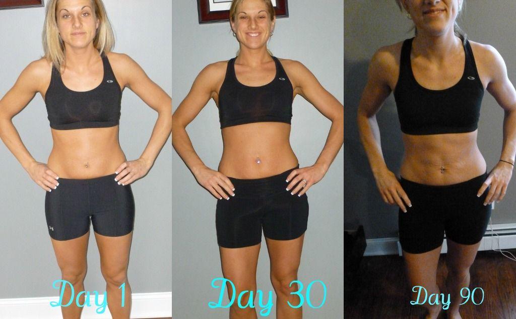 p90x2 results women - 1024×633