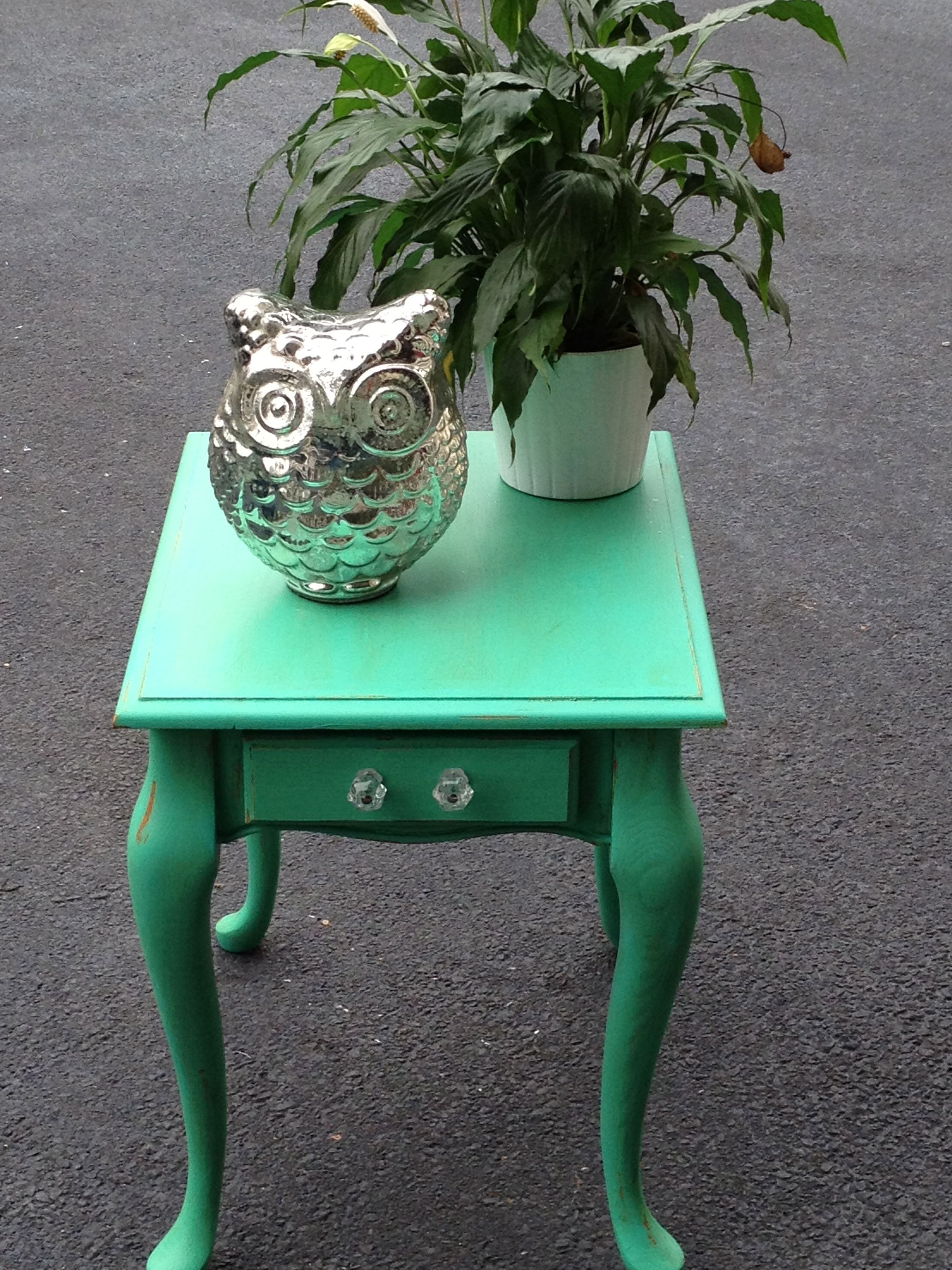 Mint Green End Table Mint Green Bedroom Bedroom Green End Tables