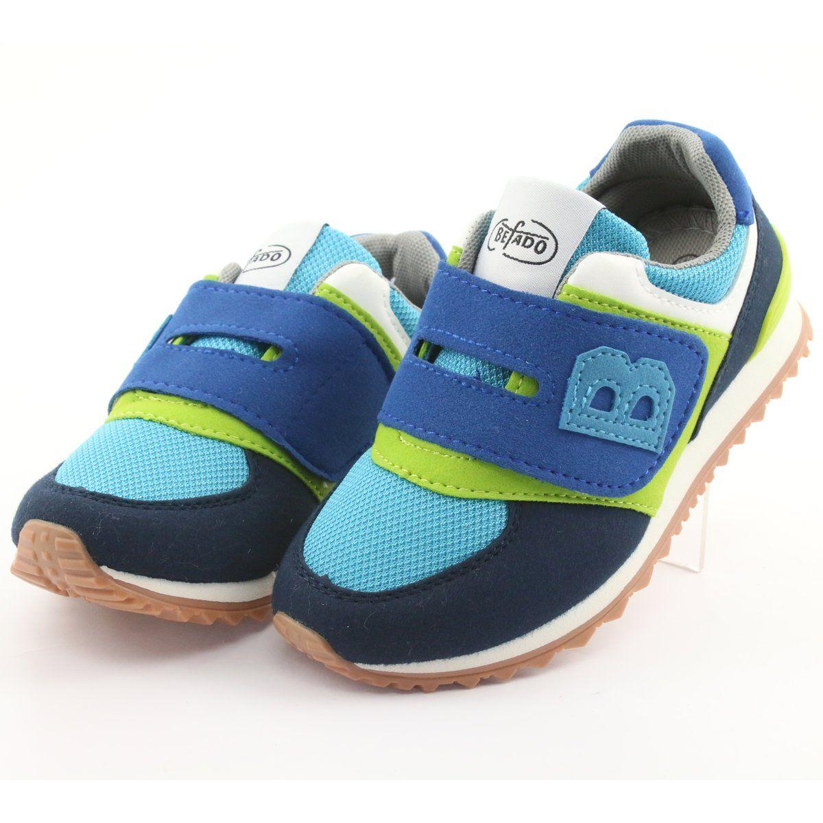 Befado Obuwie Dzieciece Do 23 Cm 516x043 Biale Niebieskie Granatowe Childrens Shoes Kid Shoes Boy Shoes