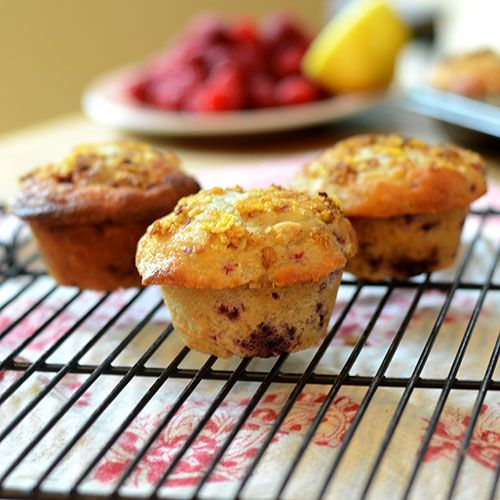 Raspberry Sour Cream Muffins Recipe Raspberry Muffins Muffins Coffee Cake