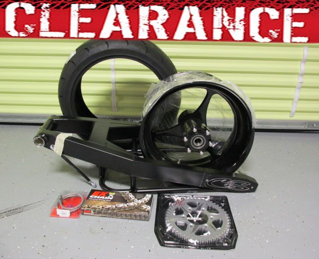 GSXR 1000 Stocker 240 Kit  Call (336) 249-8289 Garwood