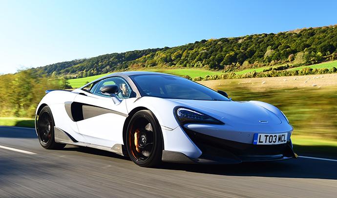 Notre essai de la McLaren 600LT : ADN de la course