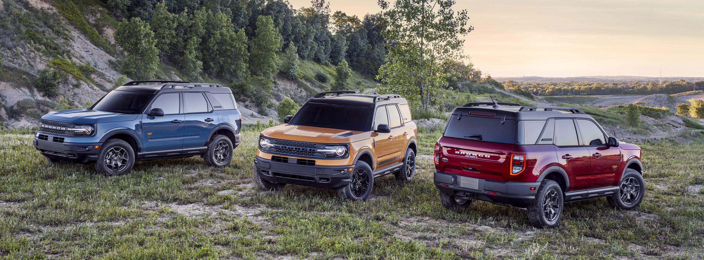 Bronco Sport Exterior 07 In 2020 Bronco Sports Ford Bronco Bronco
