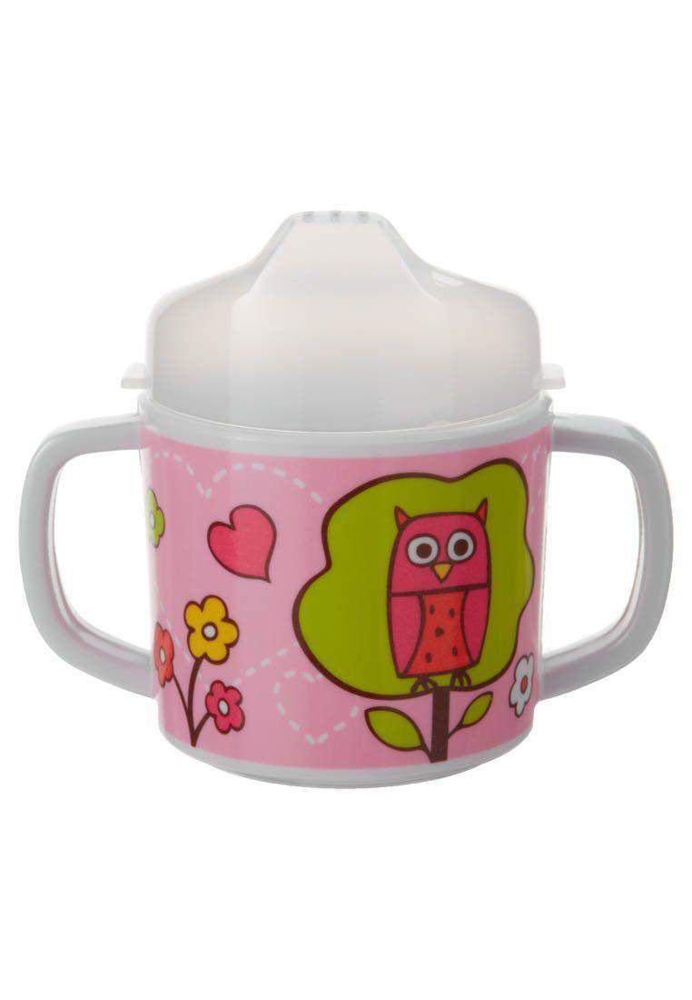 Sugar Booger Stoviglie di plastica - rosa