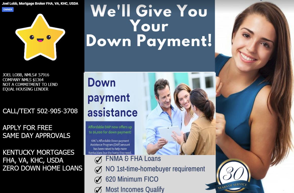 Khc Loan Programs Mortgage Loans Kentucky Underwriting