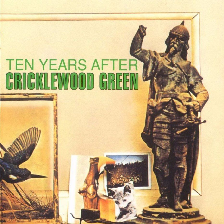 Ten Years After Quot Cricklewood Green Quot Rock And Roll Album