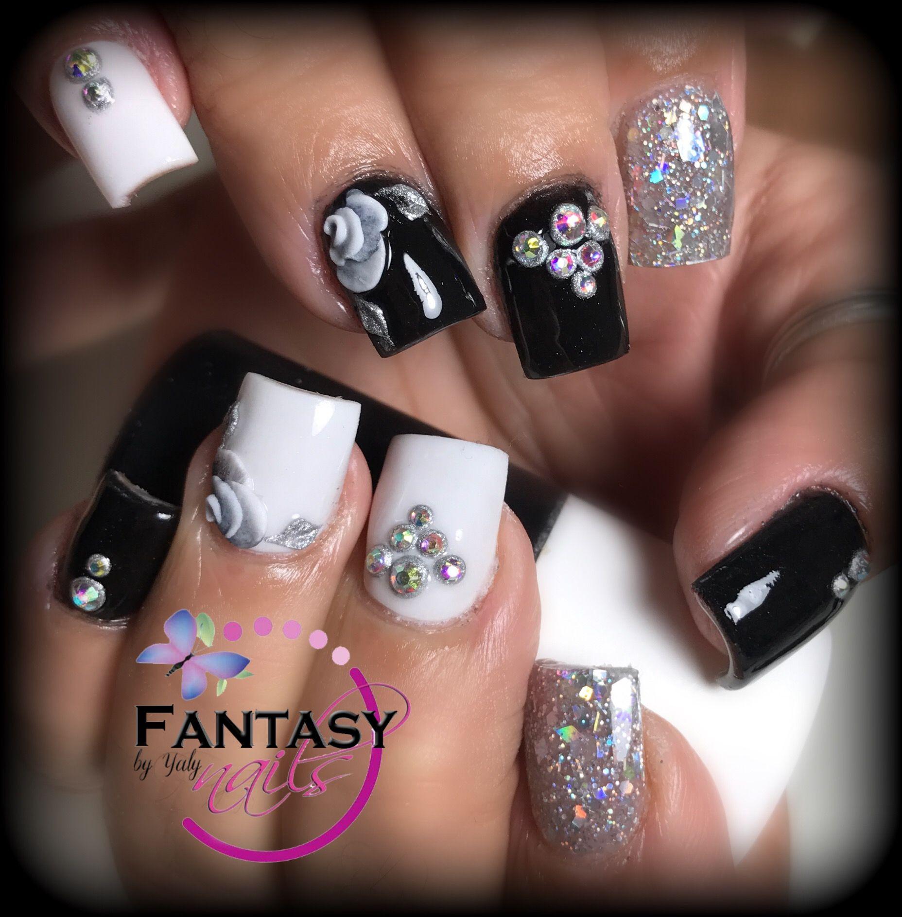 Pin de Fantasy Nails by Yaly en FANTASY NAILS Uñas