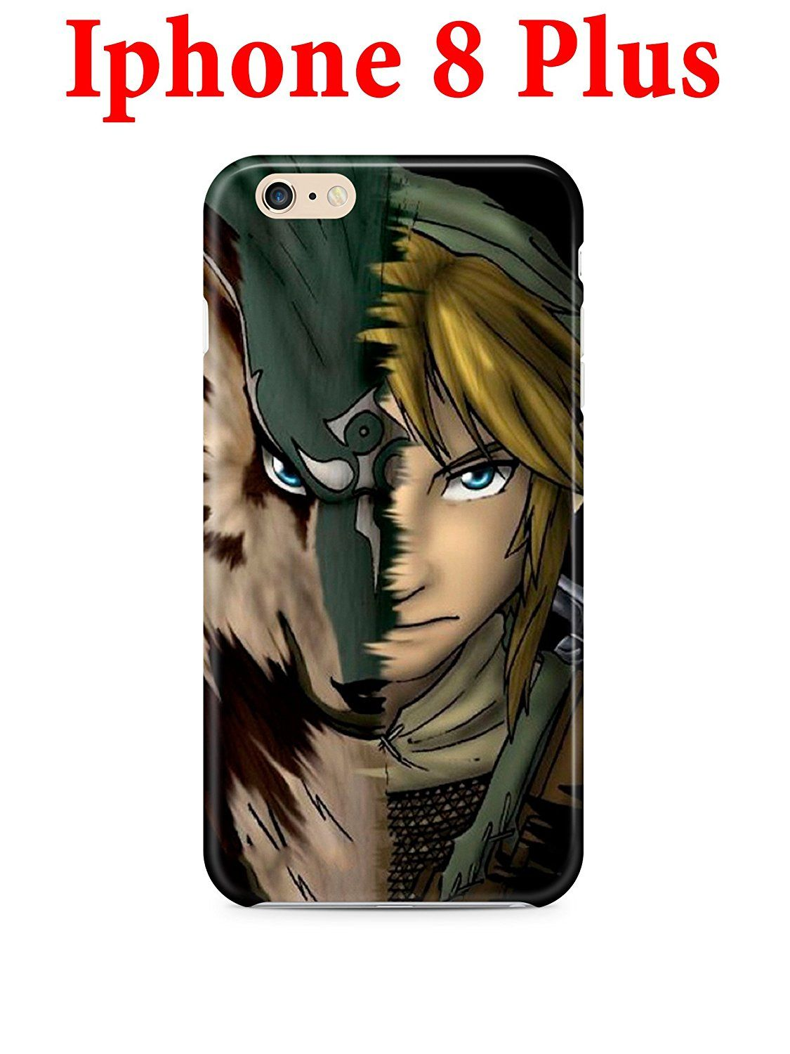 Zelda Character Design iphone case