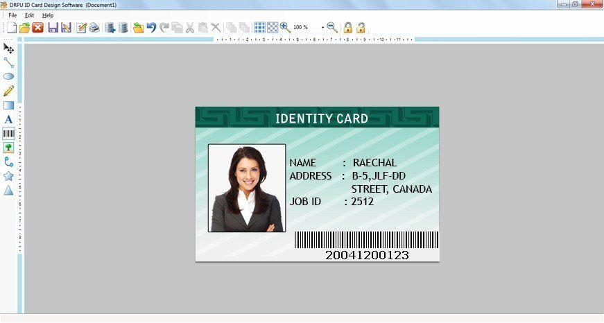 Photoshop Id Card Template Inspirational Free Download Shop Id Cards Templates In 2020 Id Card Template Cards Card Template