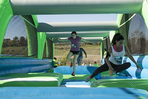 Insane Inflatable 5k Rochester Ny