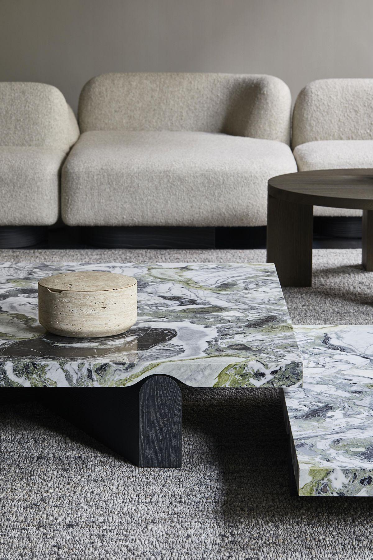 Delcourt Collection Pop Sofa Geo Low Table Edo Low Table Interior Furniture Furniture Table Furniture