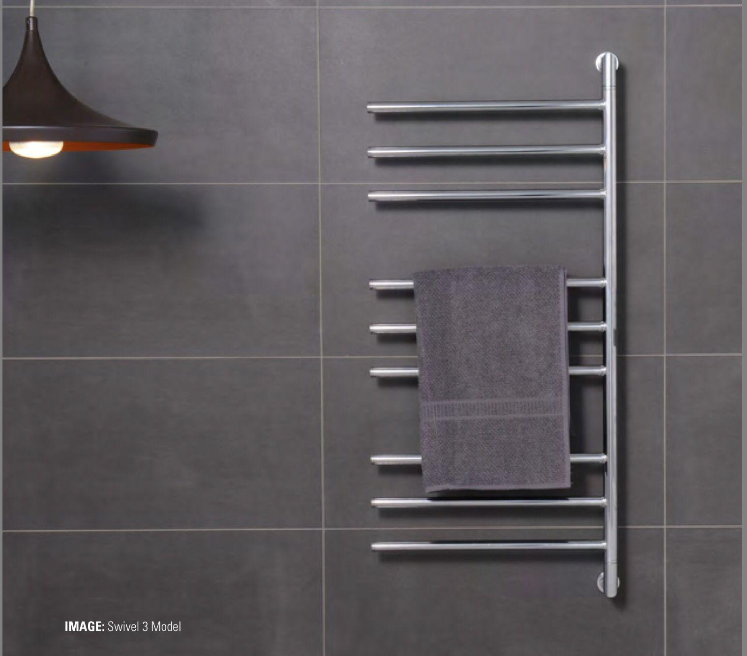 Hydrotherm Swivel Heated Towel Rail Heated Towel Rail Heated Towel Towel Warmer
