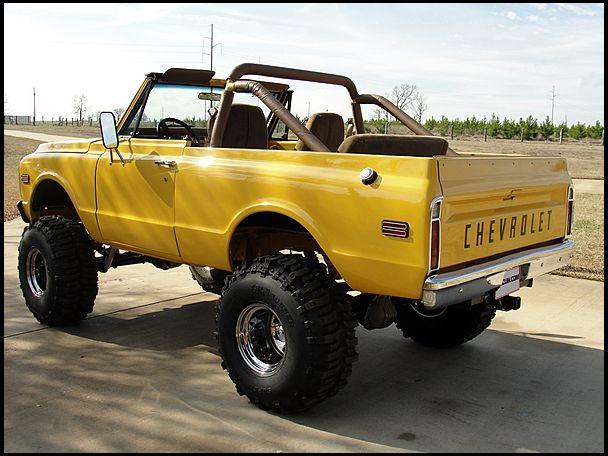 1972 Chevrolet K5 Blazer 350 Tpi Frame Off Restoration Mecum Auctions K5 Blazer Trucks Chevy Trucks