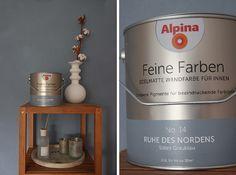 Feine Farbe für die Wand – sanvie.de