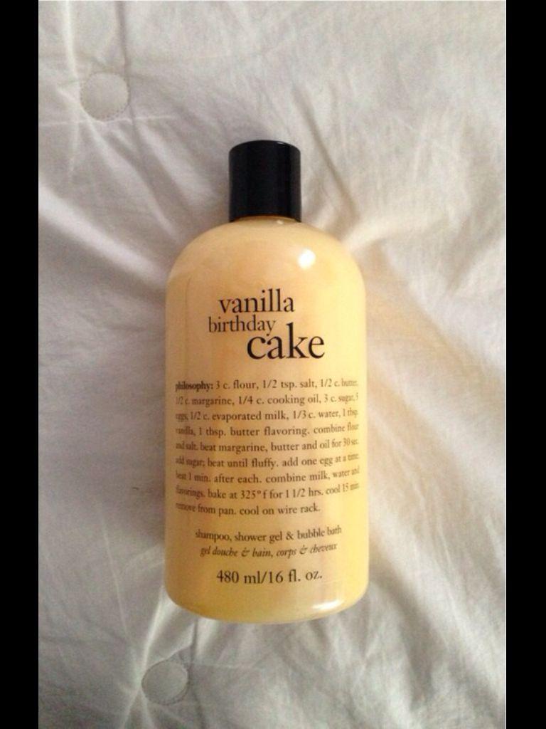 Vanilla Birthday Cake Lotion