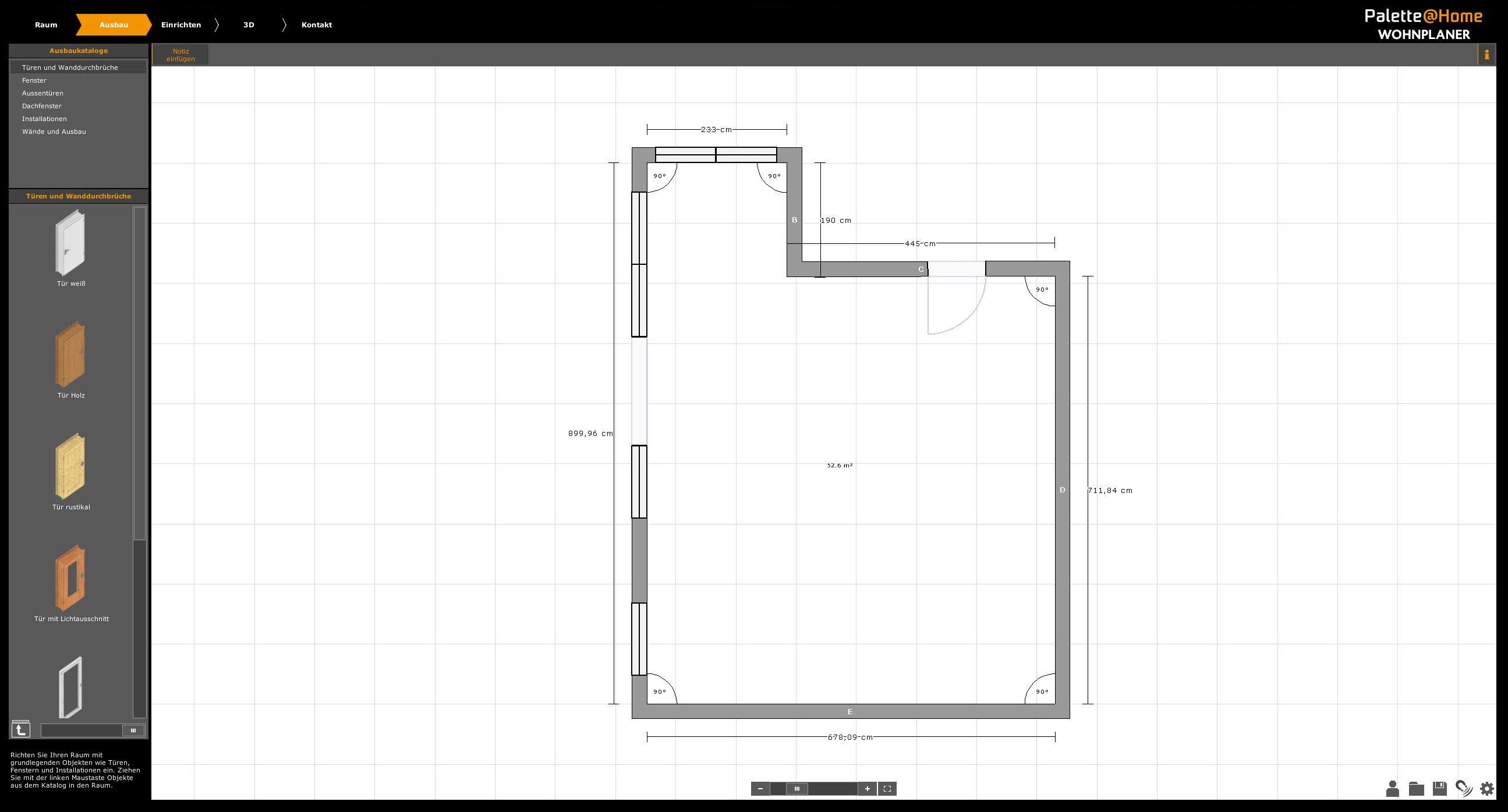 Erstellen Sie Ihren eigenen Grundriss | Wohnideen | Pinterest ...