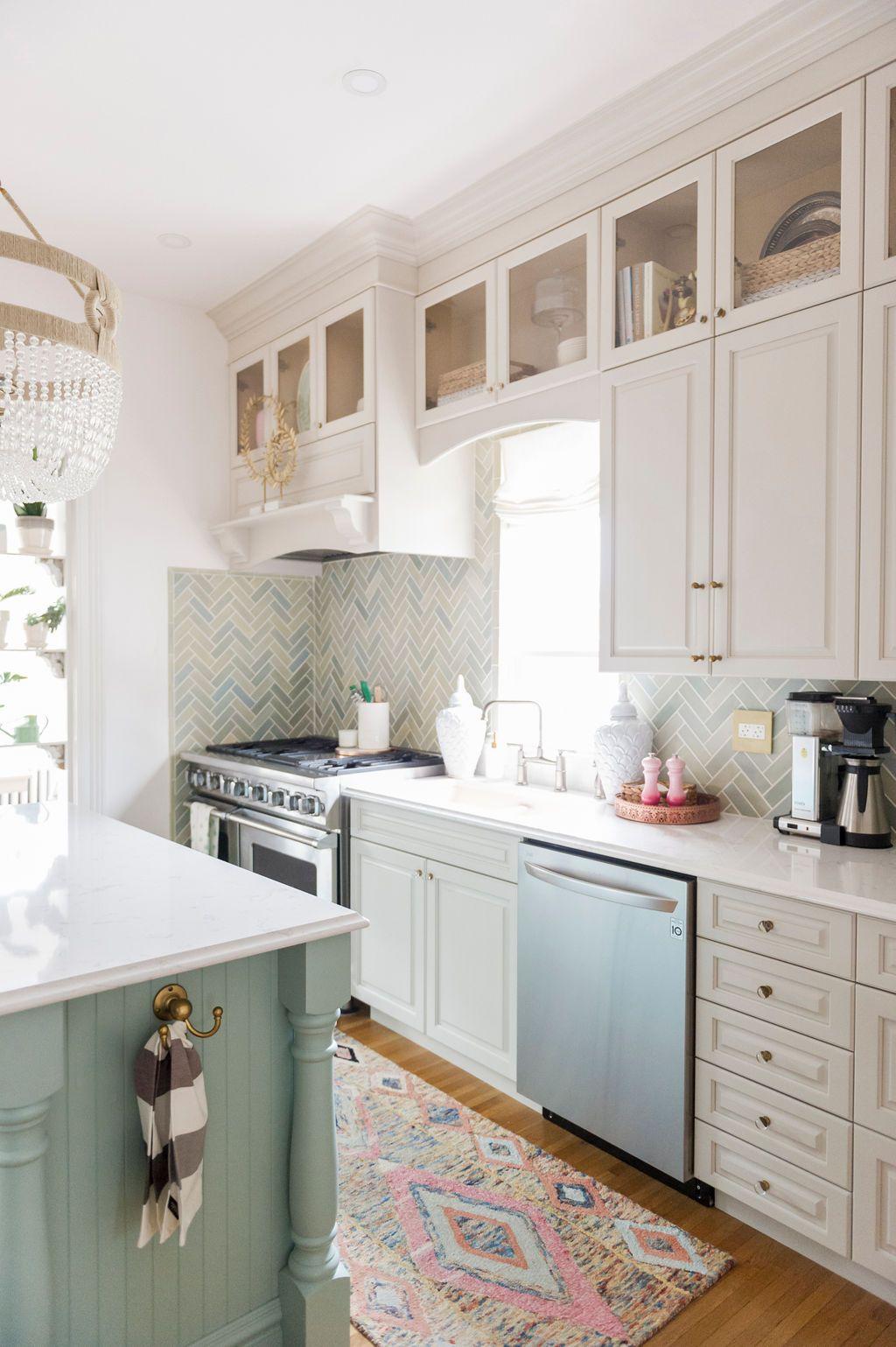 Best Edgecomb Grey Kitchen Lg Quadwash Dishwasher Green Dishes 640 x 480