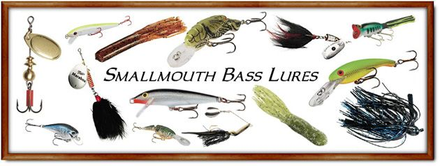 How To Catch Smallmouth Bass / Best Bass Lures | My Style