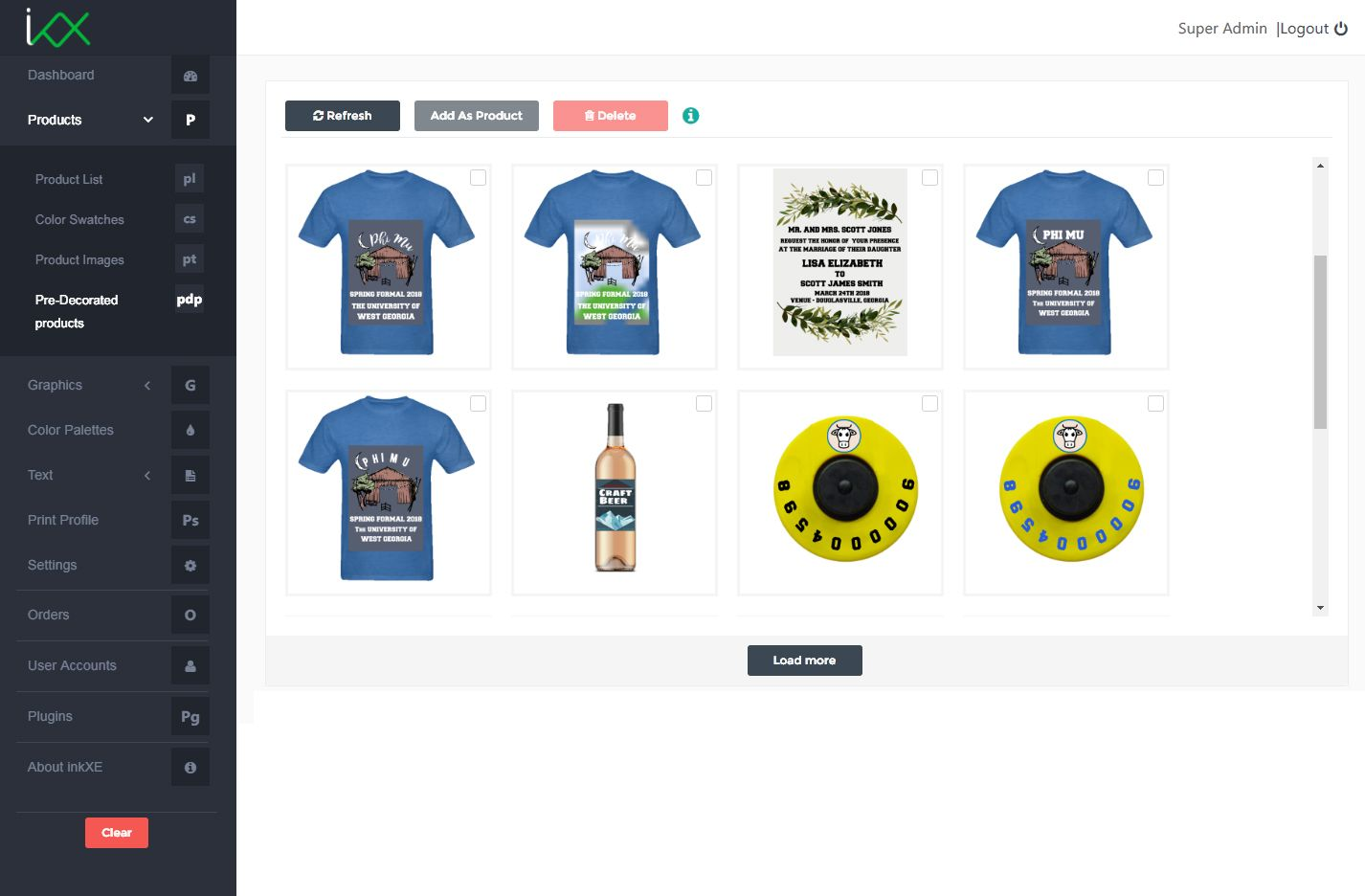 T Shirt Design Software T Shirt Customization Tool Inkxe T Shirt Design Software Tshirt Designs Software Design