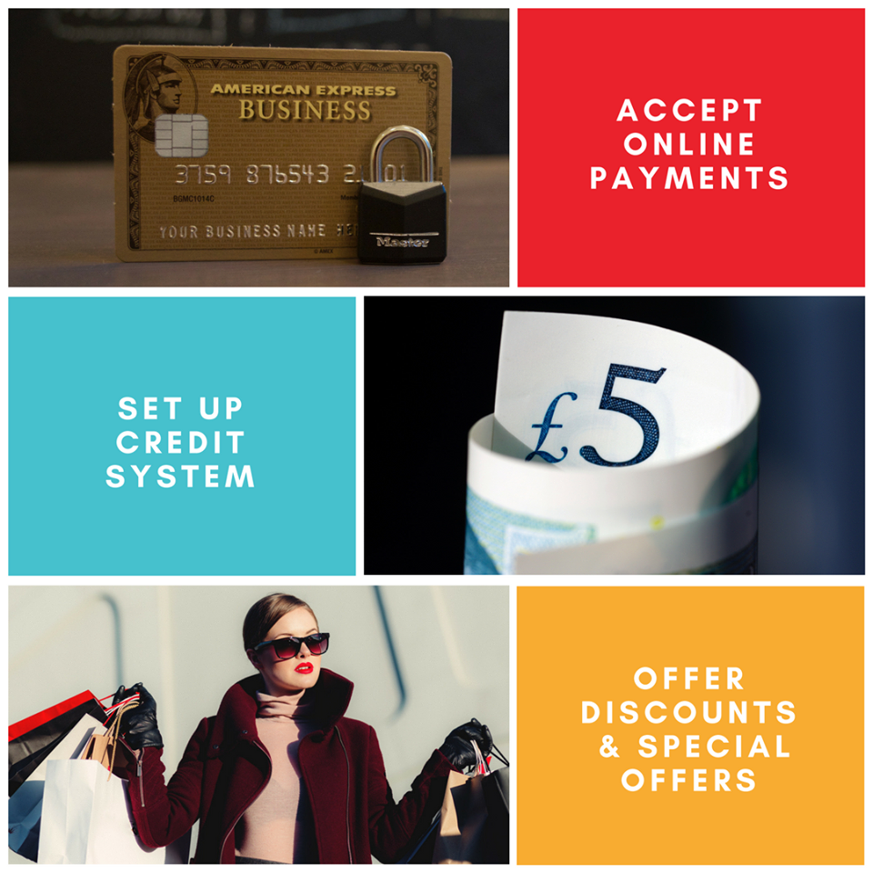 Discover all the flexible payment options you can set up