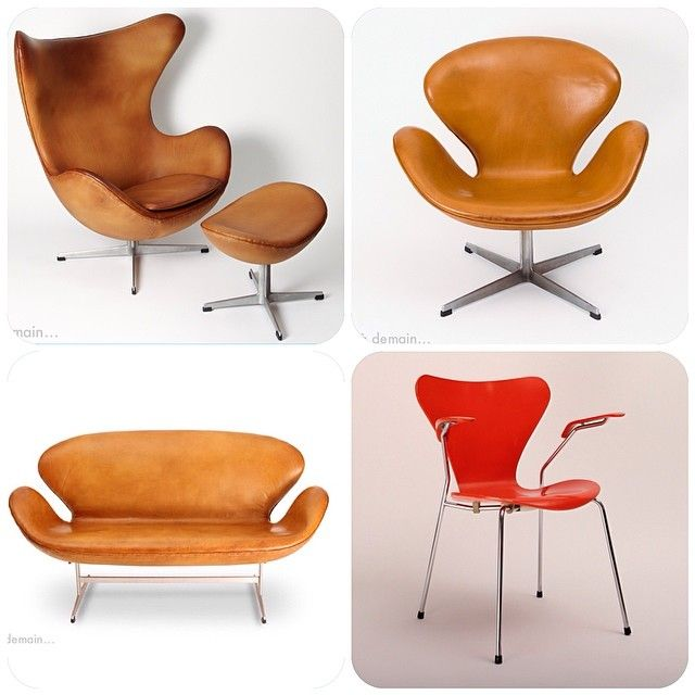 43 years algo, on the 21st March of 1971, passed away the great Danish architect and designer: Arne Jacobsen. One post on tribute to his career and what he brought to design and architecture history.