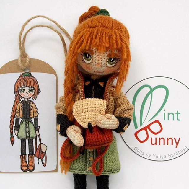 В Сингапур, на этот раз | Crochet dolls | Pinterest | Muñecas niña ...
