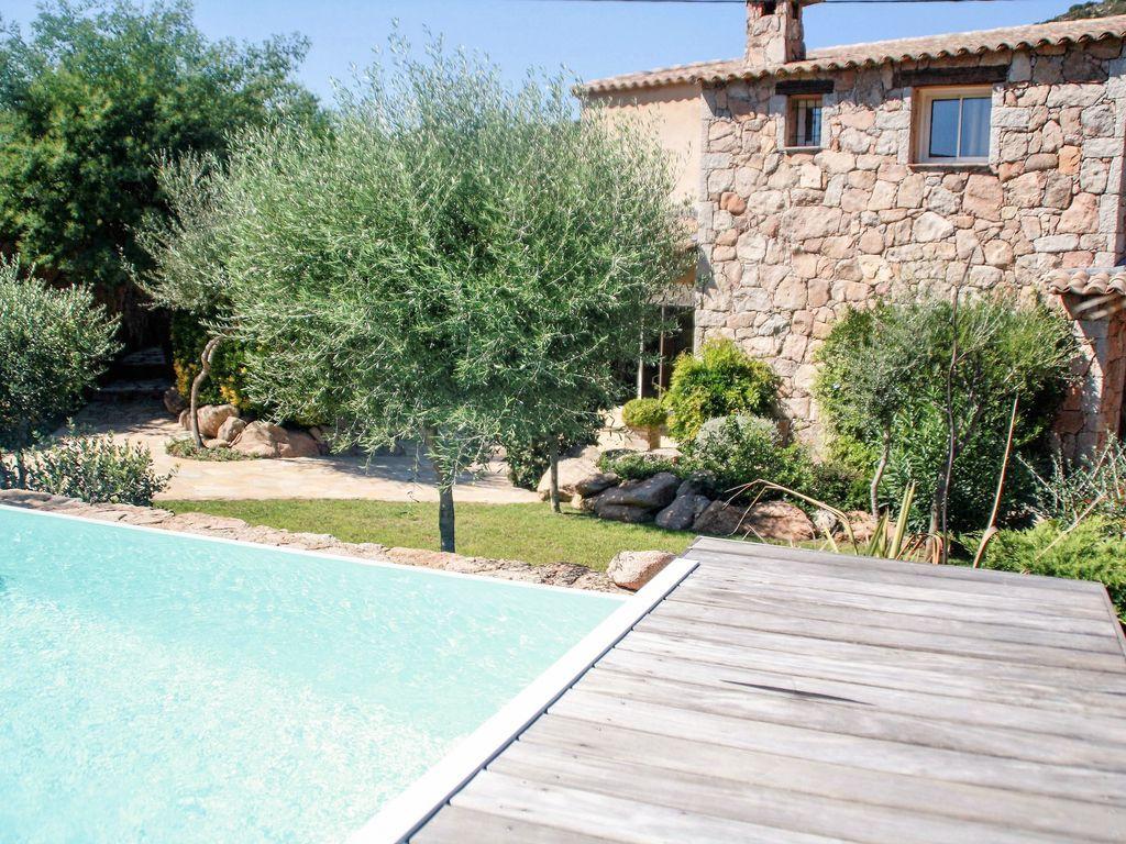 Location Vacances Villa Bocca Di Lu0027Oru: Villa Prestige En Pierre à Louer En