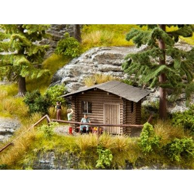 German model railway miniatures  Company offers many laser cut scale