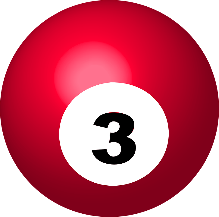 Kostenloses Bild Auf Pixabay Pool Ball Nummer 3 Kugel Spiel Pool Ball Pool Images Ball