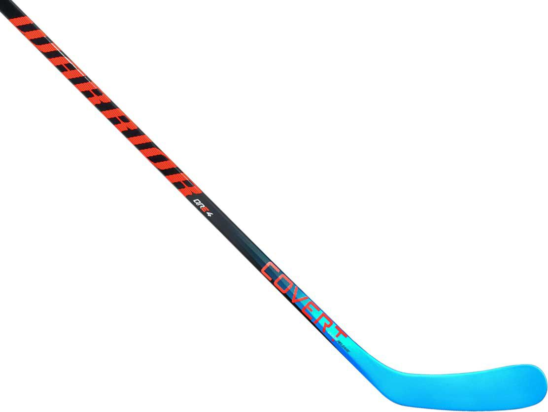 Warrior Junior Covert Qre4 Ice Hockey Stick Size Small In 2020 Ice Hockey Sticks Hockey Stick Ice Hockey