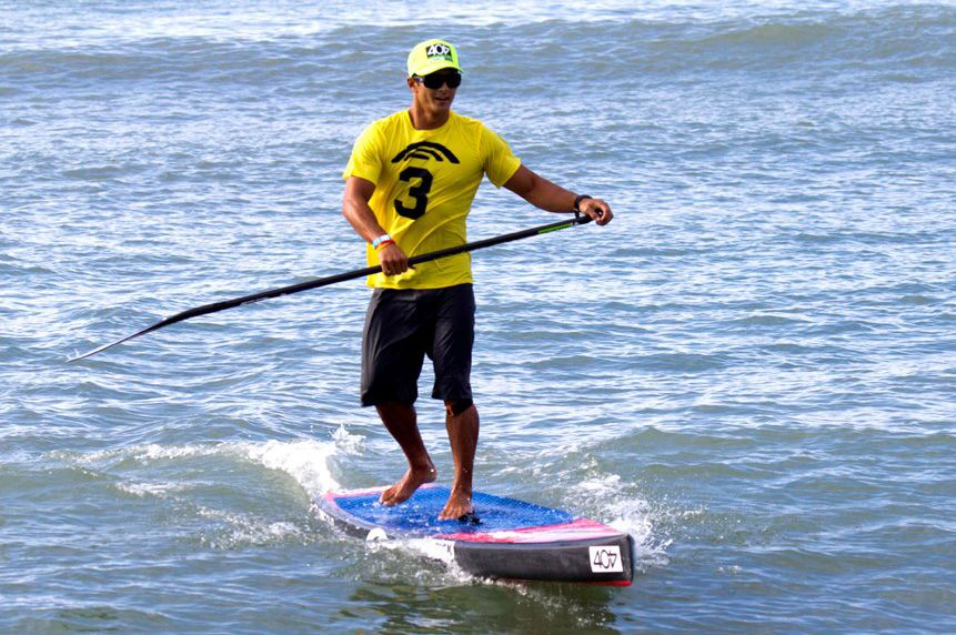 Standup Paddle Magazine Show with Danny Ching Standup