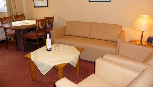 Ferienwohnung / Appartement 108, Wohnraum