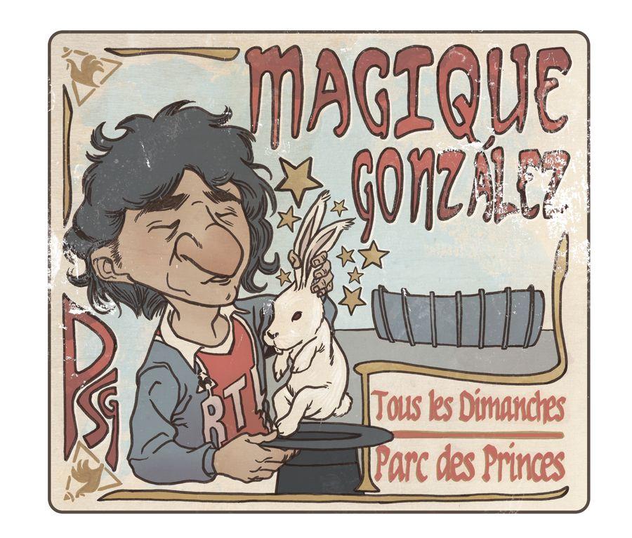 Ucronia - Magico González  f0a7d8faa883a